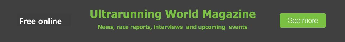 Ultrarunning world magazine